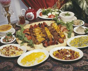Iranian food and Cuisine